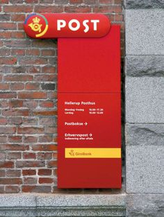 Danish Post #post #id
