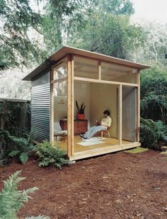 10 moddwelling main, a modern bungalow in your backyard #bungalow