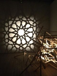 ghost in the machine - Shadow and Light Art byRashad Alakbarov #light #art #shadow