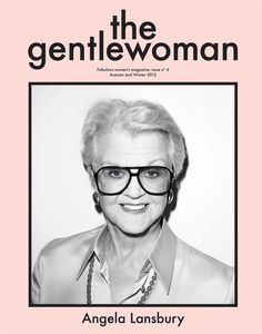 fen and ned: The Gentlewoman #pink #blush