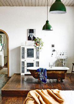 at home with saskia folk / sfgirlbybay #interior #design #decor #deco #decoration