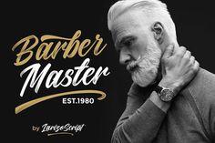 Larizo Script Font Hipster Style - Designr Kit