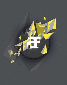 Tratamiento de logotipo | Alvaro Farfan — Portafolio y Blog #logo #logotype #farfan #alvaro