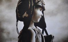 Michael Peck #white #level #next #black #illustration #and