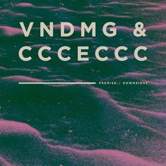 VNDMG + ccceccc J.Marsh #cover #album #design #art