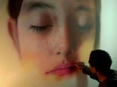 Hyper Realistic Paintings by Kamalky Laureano | PICDIT #art #painting #real #hyper