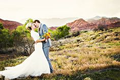 Styled Shoot | Tenia Lise Studio #landscape #photography #utah #sunset #wedding #desert