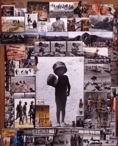 FAB Spotlight: Peter Beard by Olumide S Akingbade « FAB BLOG #collage