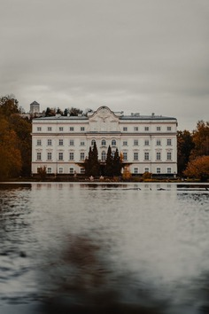 Castle Leopoldskron Salzburg Austria