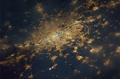 All sizes | London as seen from ISS | Flickr - Photo Sharing! #international #london #space #photography #ldn #station