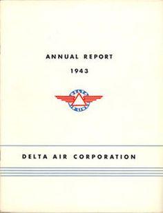 delta annual report