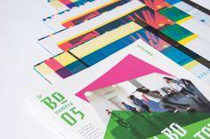 Laura Knoops — Graphic Design, Textile & Video #offset #print #pau #bel #ordinaire