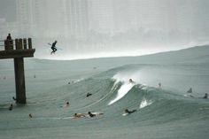 Oh, Pioneer! #surfing