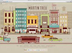Martin Treu Website   See Scotty Design & Illustration