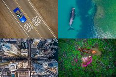 The 20 Most Beautiful Drone Shots Of 2017