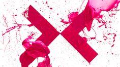 Infocaster - Rebranding and Campaign on Behance #pink #ink #x #branding