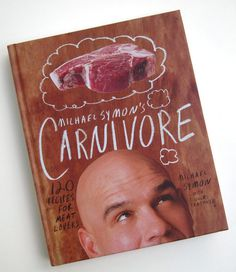 carnivore cover #meat #photography #cookbook #book