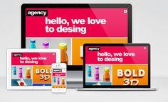 Agency : Freelance Portfolio WordPress Theme