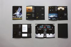Voltairs William Skane Davis #airplane #branding #davis #book #voltairs #skane #magazine