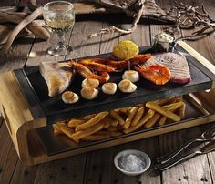 SteakStones Sharing Platter #home