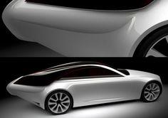 2017 Alfa Romeo Executive Fastback Saloon by Jacob Mcmurry #car