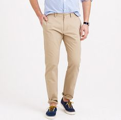 Essential chino in 484 fit #chino