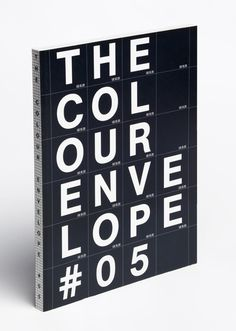 The Colour Envelope #05 - Studio Laucke Siebein - Graphic Porn