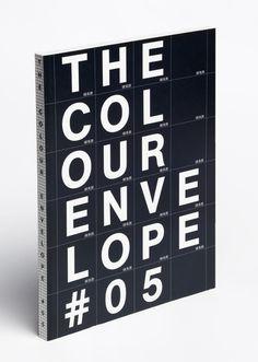 The Colour Envelope #05 - Studio Laucke Siebein - Graphic Porn