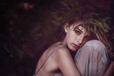 Fine Art Portrait Photography by Angelika Kollin