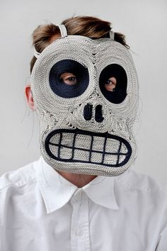 Masks by Studio Bertjan Pot
