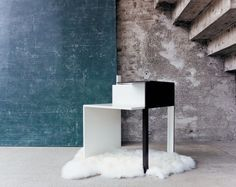 DeStijll #eileen #table #stijl #grey