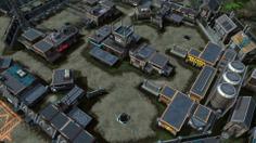 Titanfall Assault Environment Art - Colony Level