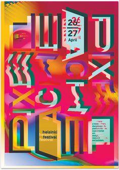 Château Fort Fort est un studio de design graphique indépendant basé àLyon, en France. Il est créé par Anabelle Delaunay et Sébastie #colour #composition #poster