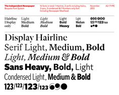 Mattwilley-independent-int-1 #newspaper #typography