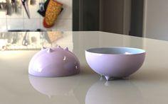 Tetaza! #tit #design #bowl #product #milk