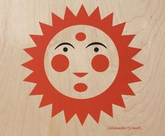 pica + pixel: Eye Candy: PLYprints with Alexander Girard #girard
