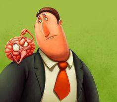 Innovations are simple! #director #illustration #intelligent #advertising