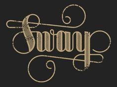 Dribbble - Sway by J Fletcher Design