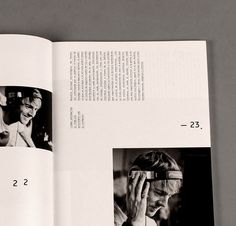 Beethoven Magazine on Behance #print #book #publication #minimalism #typeface #poster #art #layout