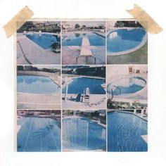 edr.jpg (475×475) #tape #photo #polaroid #grid #swimming