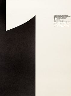 Cover from 1962 issue 1 | Cover Design André Gürtler Bruno Pfäffli Typeface Univers |