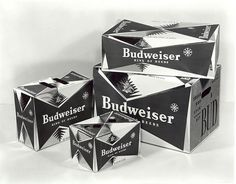 Is Budweiser\'s Bow Tie Can The Coca Cola Of Beers? | Co.Design: business + innovation + design
