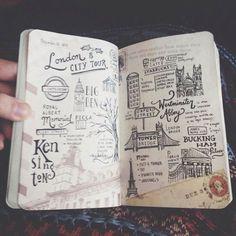 Travel Diaries: London, England