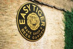 land_easytiger_09 #interior #identity #restaurant #bar