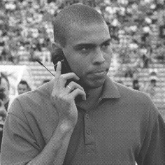 The greatest of all time - Ronaldo, the N64 Allejo N°9 🙏🏽 . . . . . #allejo #ronaldo #ronaldinho #goat #nikefc #selecaobrasileira #brasil #throwback #workhard #oldschoolcool #iss64 #n64 #⚽️ #worldcup @ronaldo #flipphone #haircutstyle #boss #menswear #minimal #fashiondaily #ootd #lessismore #bitmap