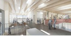 Feilden Fowles Architects - Applied Learning Centre, Bath