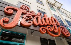 Teddy's #sign #signage #neon