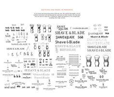 Shave & Blade Identity