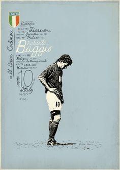 Sucker for Soccer on the Behance Network #type #print #football #poster
