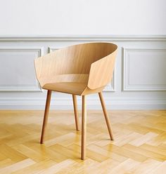 Wooden Chair #wood #white #chairs